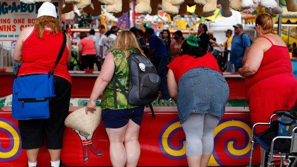 US Obesity Rate Hit a Record High in 2015