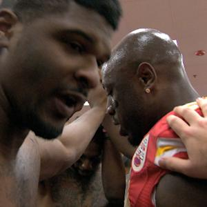 Kansas City Chiefs locker room speech