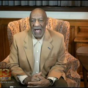 Bill Cosby Coming To Baltimore Amid Sex Assault Allegations
