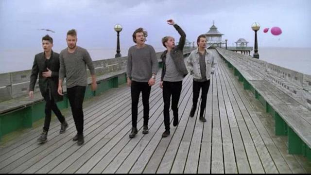 One Direction's 'You and I' Music Video World Premiere