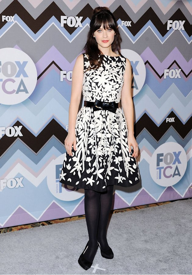 Hollywood and Fashion Style Stars Best Dressed For The Week of 1/12 / 13
