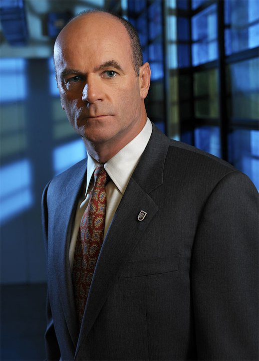 John Finn stars on the CBS Television Network's Cold Case