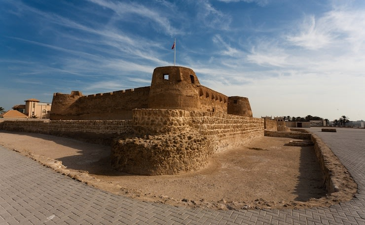Ancient forts are some of Bahrain's most popular tourist attractions. (Photo: Michele Solmi / Flickr)