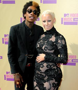 Amber Rose Suffered Previous Miscarriage, Fiance Wiz Khalifa Reveals