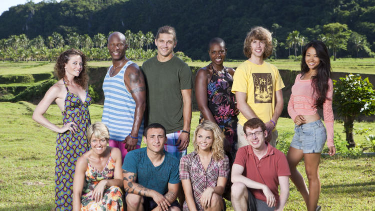 SURVIVOR: CARAMOAN - FANS VS FAVORITES