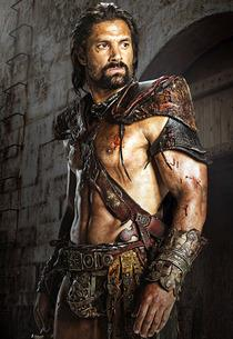 Manu Bennett  | Photo Credits: Starz Entertainment