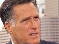 Romney Talks Roe V. Wade