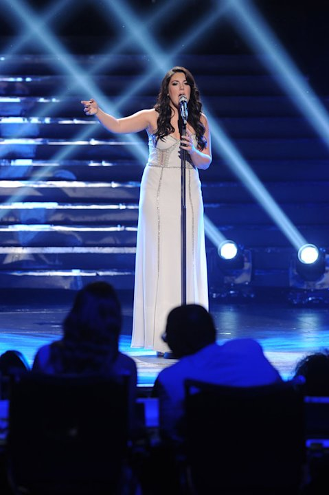 """American Idol"" Season 12 - Top 2"