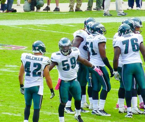 "Philadelphia Eagles' Defense Playing a Game of ""Lack of Sack"": Fan Analysis"