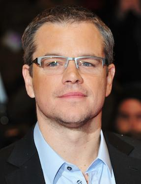 Matt Damon Uses Potty Humor to Promote World Water Day (Video)