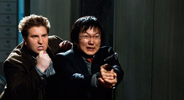 Warner Brothers Get Smart 2008 Masi Oka Nate Torrence