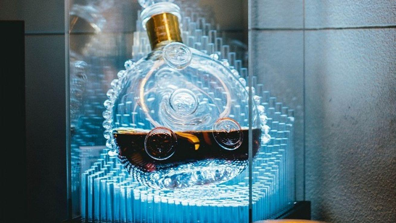 Drink Louis XIII Cognac for $5,800 at Bacchanal Buffet