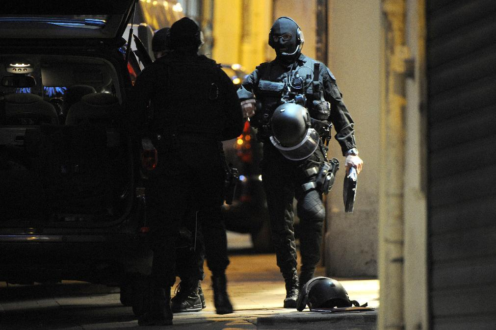 At least five arrested in 'anti-jihadist' raid in France: security source