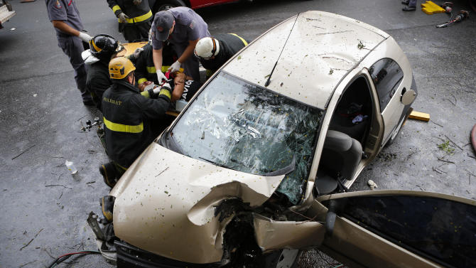 Brazil govt to perform crash tests after AP report