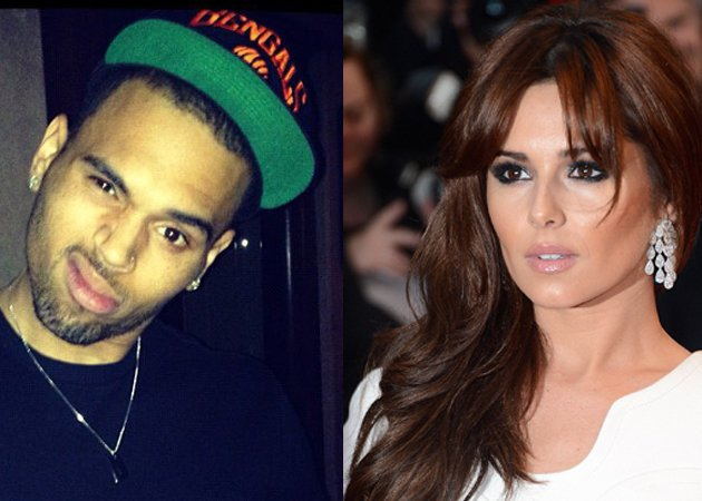 Chris Brown, Cheryl Cole
