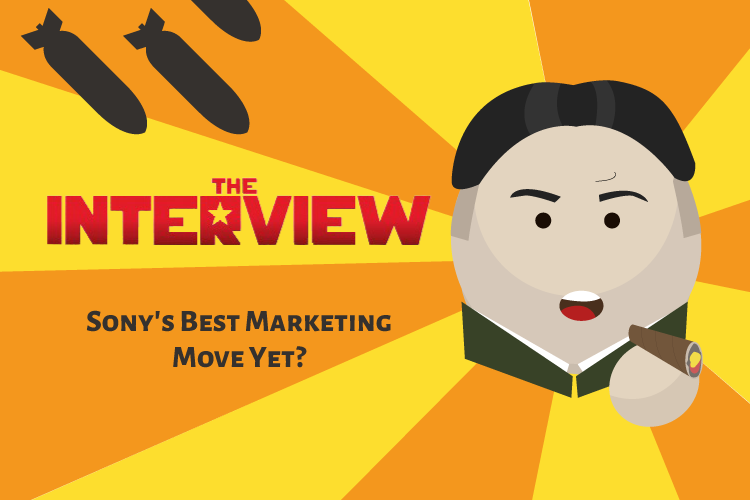 "Could Cancelling ""The Interview"" Be Sony's Best Marketing Move Yet?"