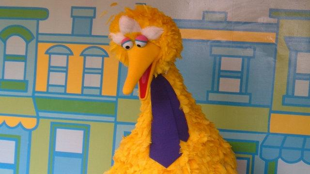 PBS Makes Ad Buy For 'Big Bird' on Twitter