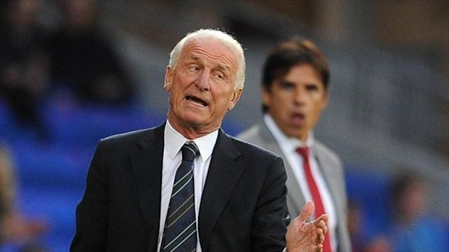 Giovanni Trapattoni insists Ireland are ready for Sweden