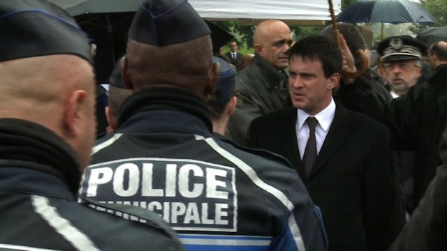 Valls: &quot;la police fait tout&quot; pour arrter Redoine Fad