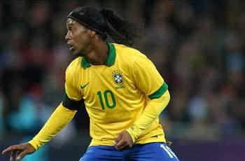 Ronaldinho returns to Brazil squad for Chile friendly