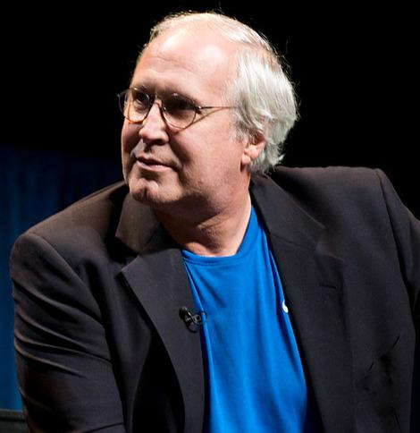 Chevy Chase Says N-Word on 'Community' Set: His Other Controversial Moments