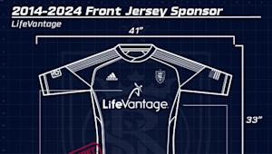 Real Salt Lake announce new shirt sponsor in 2014 in locally based company LifeVantage