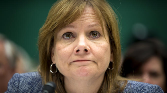 GM slow to act on recalls, House documents show