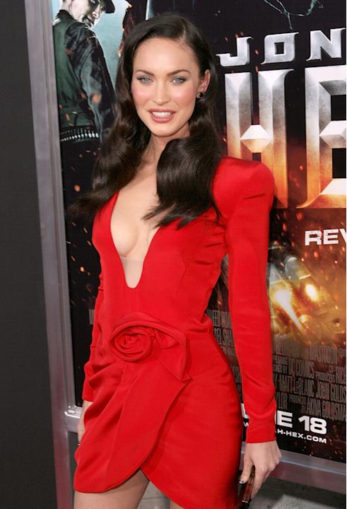 NOW: Megan Fox