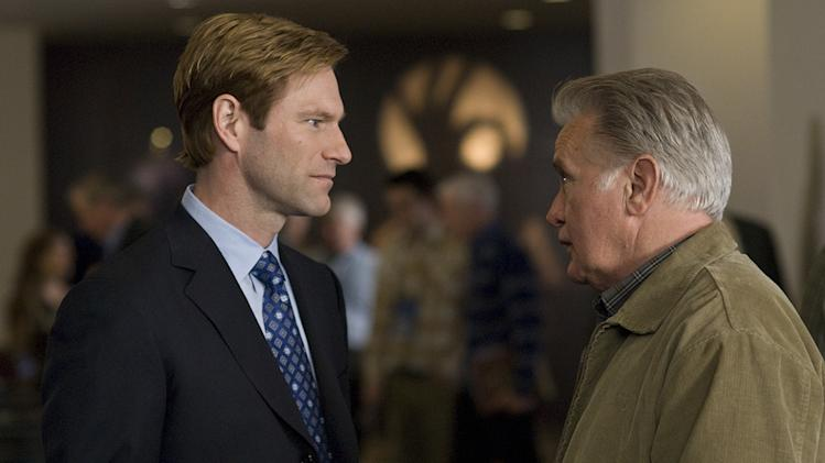 Love Happens Universal Pictures 2009 Production Photos Aaron Eckhart Martin Sheen