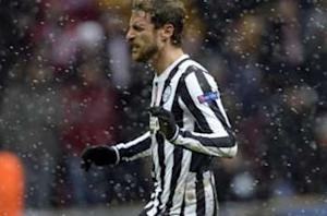 Marchisio: Juventus 'a little lucky' against Lyon