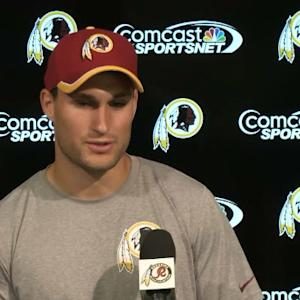 Can Washington Redskins quarterback Kirk Cousins take Robert Griffin III's starting job?