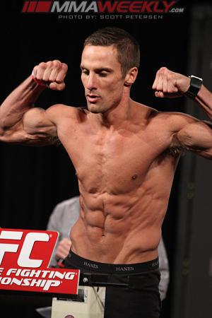 Josh Samman Steps In for Nick Ring at UFC on Fox Sports 1: Shogun vs. Sonnen