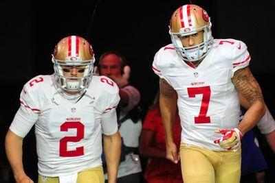 Colin Kaepernick won't be benched by 49ers, per report, but should be in fantasy leagues