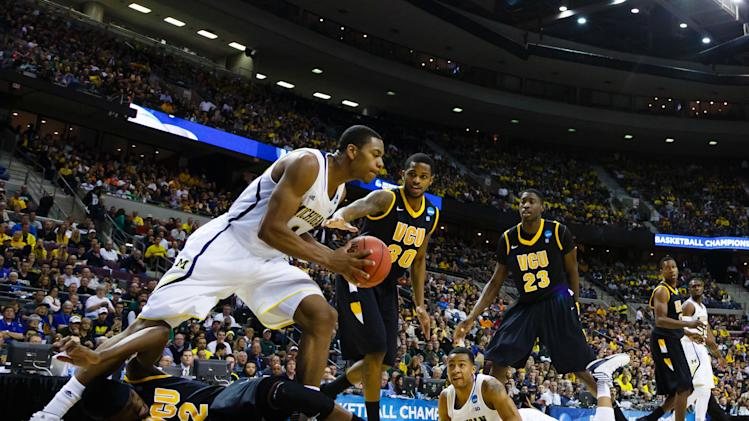 NCAA Basketball: NCAA Tournament-Michigan vs Virginia Commonwealth