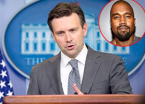 Kanye West for President? White House Responds, Looks Forward to His Campaign Slogan