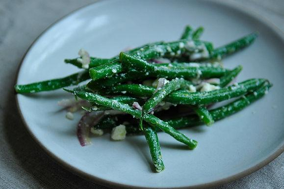 Lemony Green Bean Salad