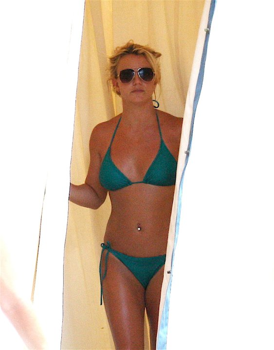 Spears Britney Maui