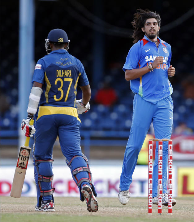 Trinidad Sri Lanka India Cricket