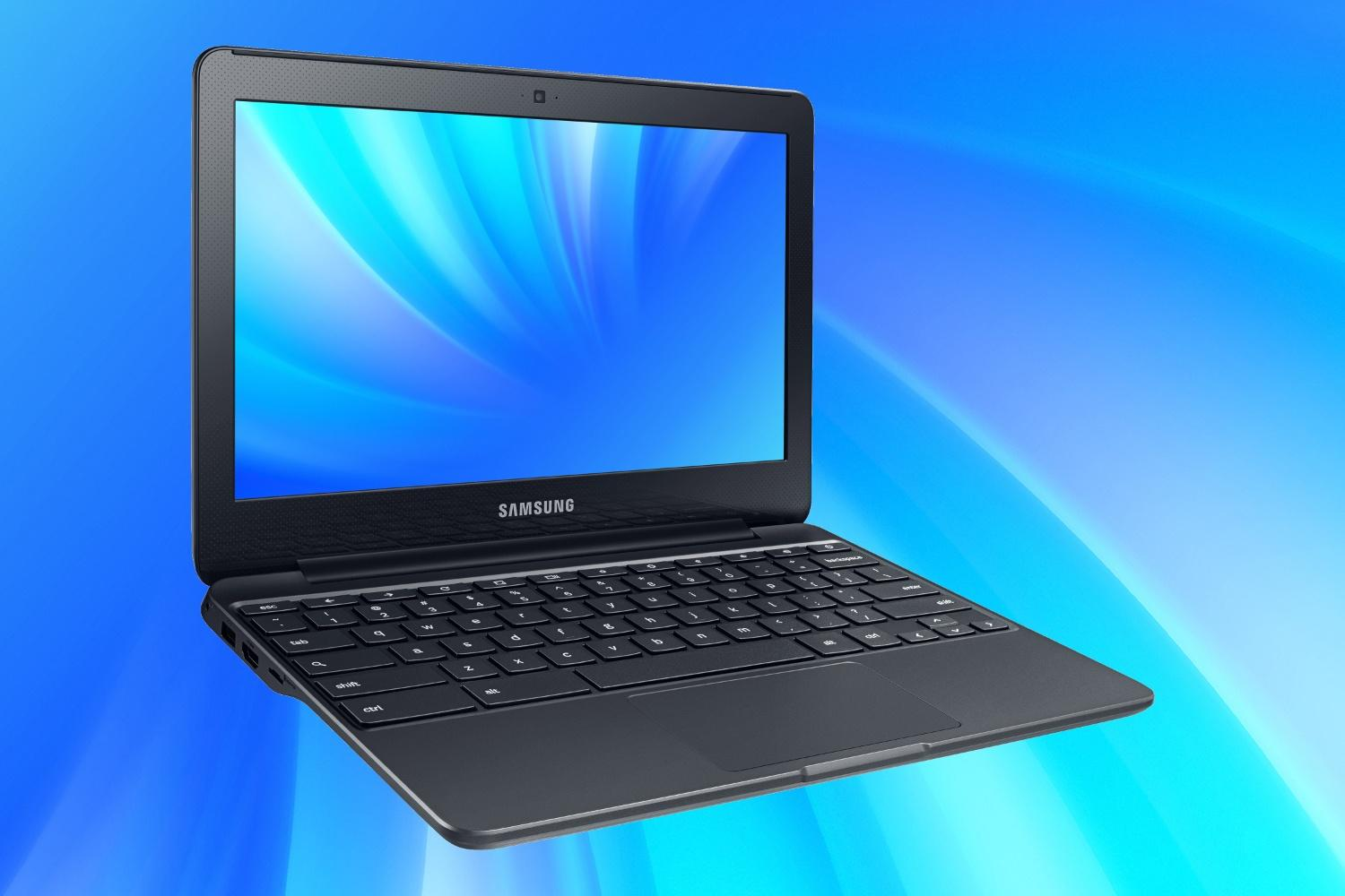 Samsung lifts the veil on its light, durable Chromebook 3, and it's only $200