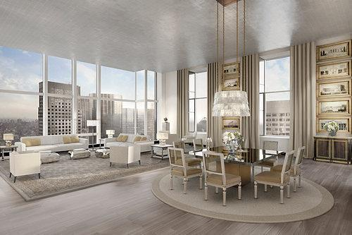 Hangover Observations: Previewing the Nearly Complete Baccarat Hotel & Residences
