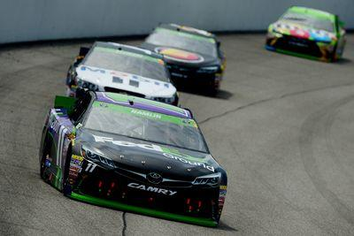 Joe Gibbs Racing suffers disappointing day at Richmond