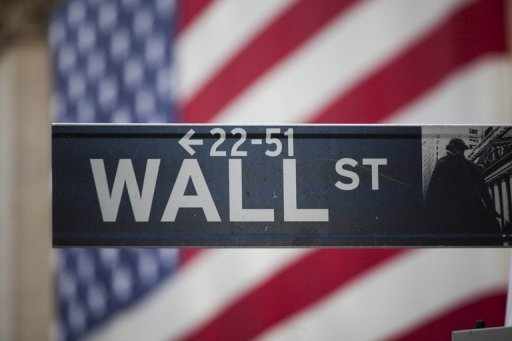 <p>The street sign for Wall Street is displayed in front of the New York Stock Exchange in New York City. US President Barack Obama has underscored the importance of Wall Street reforms passed on his watch, saying they will help end taxpayer-funded bailouts of troubled companies.</p>