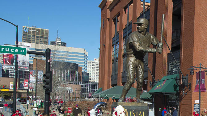 MLB: Stan Musial Funeral