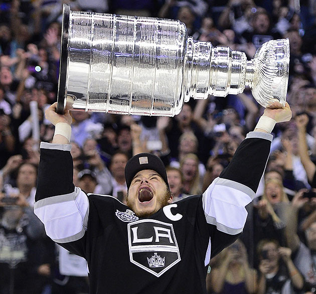 la Kings Crowned Stanley Cup