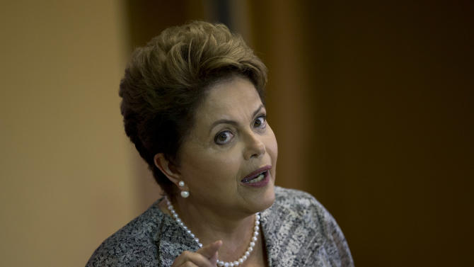 WEEKEND: Rousseff in Danger; Brazil poll shows Neves leading election, at odds with major surveys...