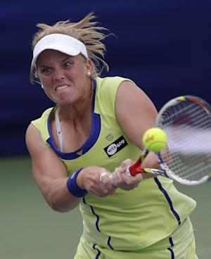 Oudin says she has muscle-damaging condition
