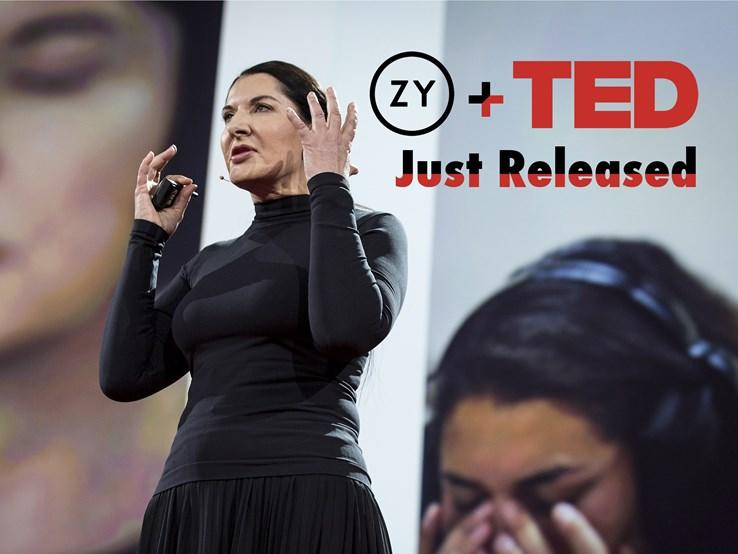 Marina Abramović Is Present — and Connected