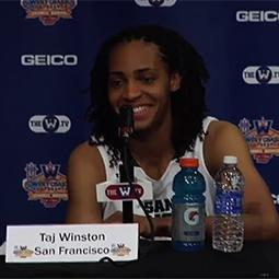 WCC Championship Round One Press Conference - San Francisco and Loyola Marymount Women