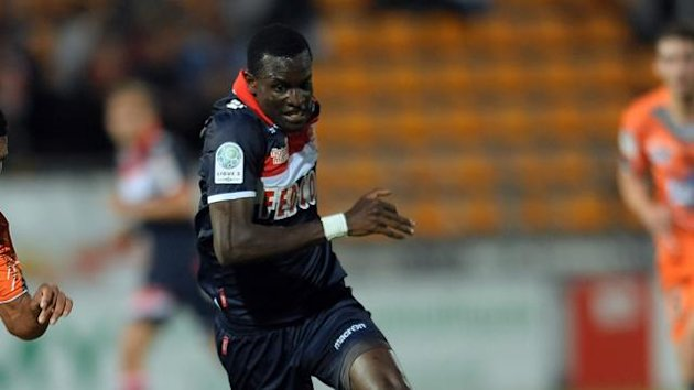 FOOTBALL 2012 Monaco Ibrahima TOURE