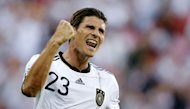 Yunani vs Jerman: Duel David-Goliath